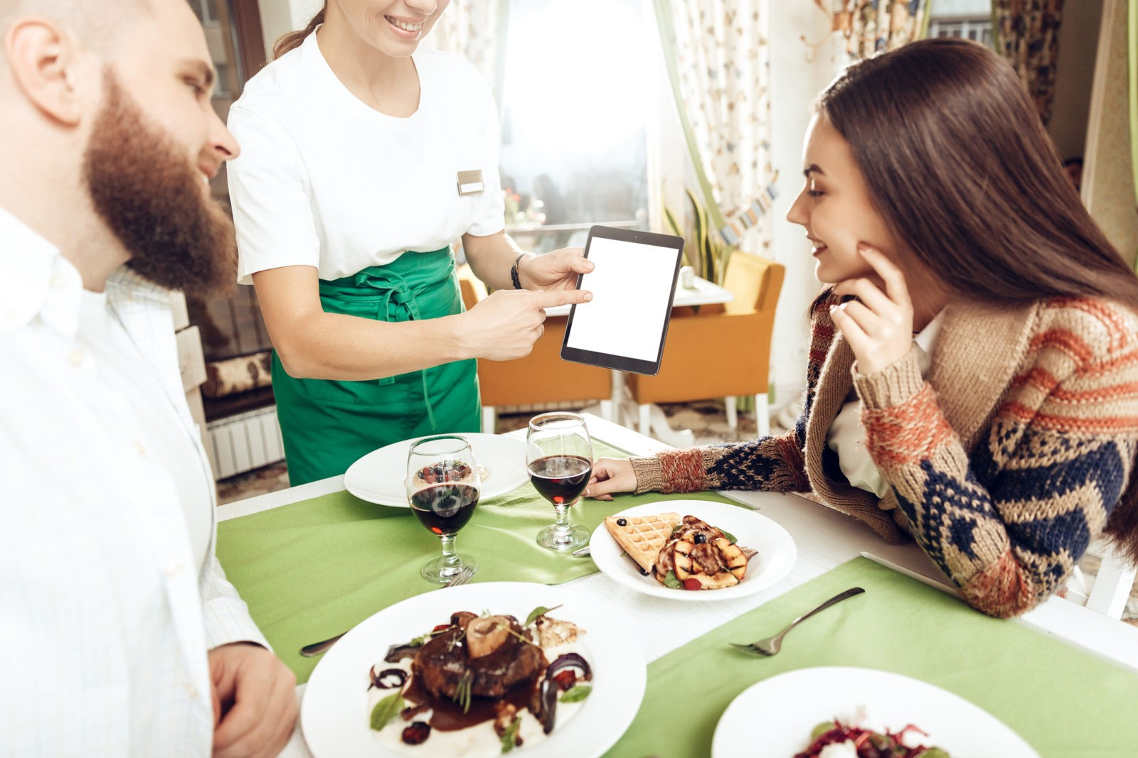 Embracing Tech Keeps Restaurants Relevant